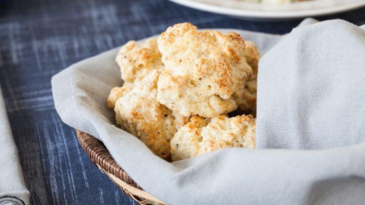 Gluten-free Focaccia-spiced Biscuits