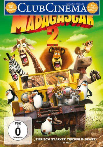 Madagascar II * IMDb Rating: 6,7 (80.770) * 2008 USA * Darsteller: Ben Stiller, Chris Rock, David Schwimmer,