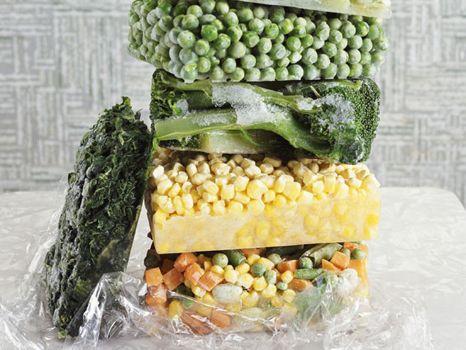 Πως να καταψύξετε τα λαχανικά για να διατηρήσετε τη φρεσκάδα τους