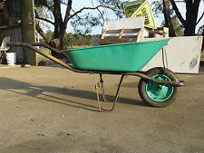 wheelbarrow one day sale on eBay, love the color!