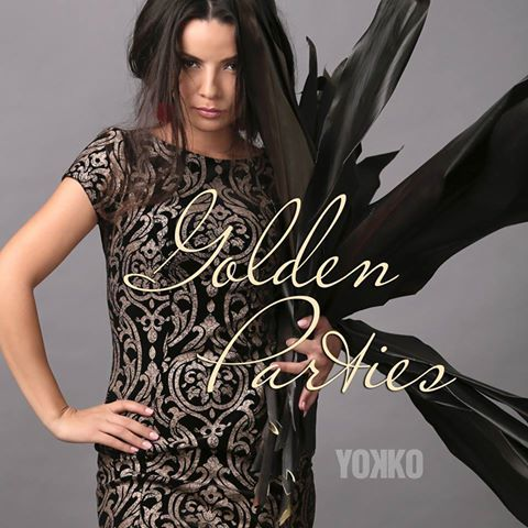 IN LOVE with VELVET #velvet #fall17 #newcollection #dress #party #gold #beauty #style #fashion #madeinromania #yokko