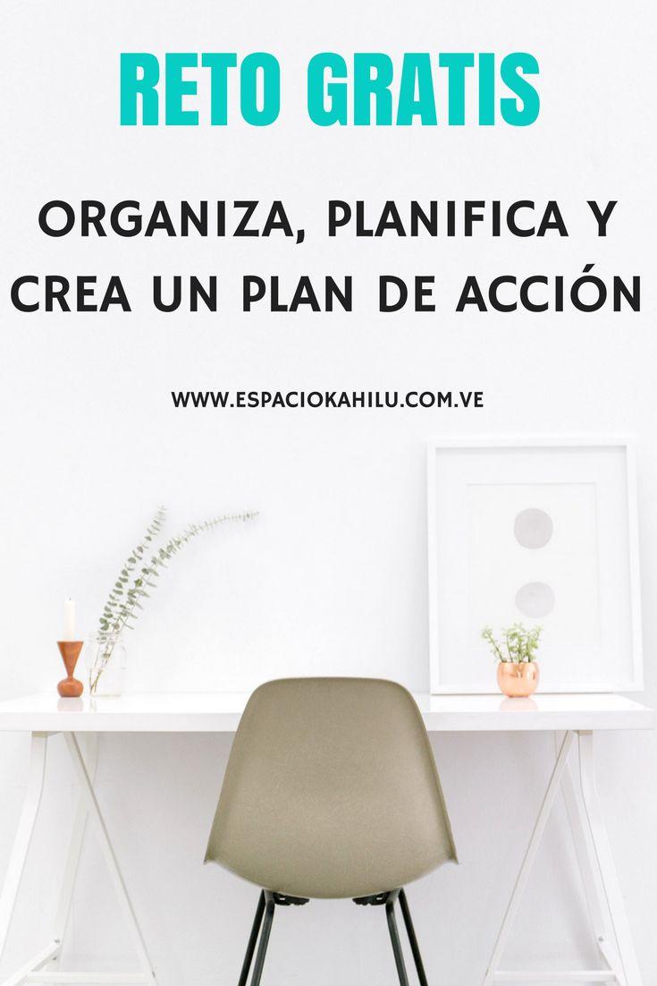 Como crear un plan de acción para tu negocio online. Planifica hasta 90 días de tu blog o negocio. | blogger | emprender online | productividad | organización para blogueras | planificación para blogueras | planificar | organizar | blogueras en español | reto gratis
