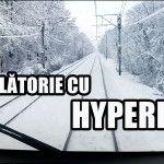 """O Călătorie Cu HYPERION, Un Adevărat """"Titan"""" Iată cum a decurs o călătorie cu trenul Softrans Hyperion de la Craiova spre Câmpina. Poze + video!  http://damianirimescu.ro/calatorie/o-calatorie-cu-hyperion-un-adevarat-titan/"""