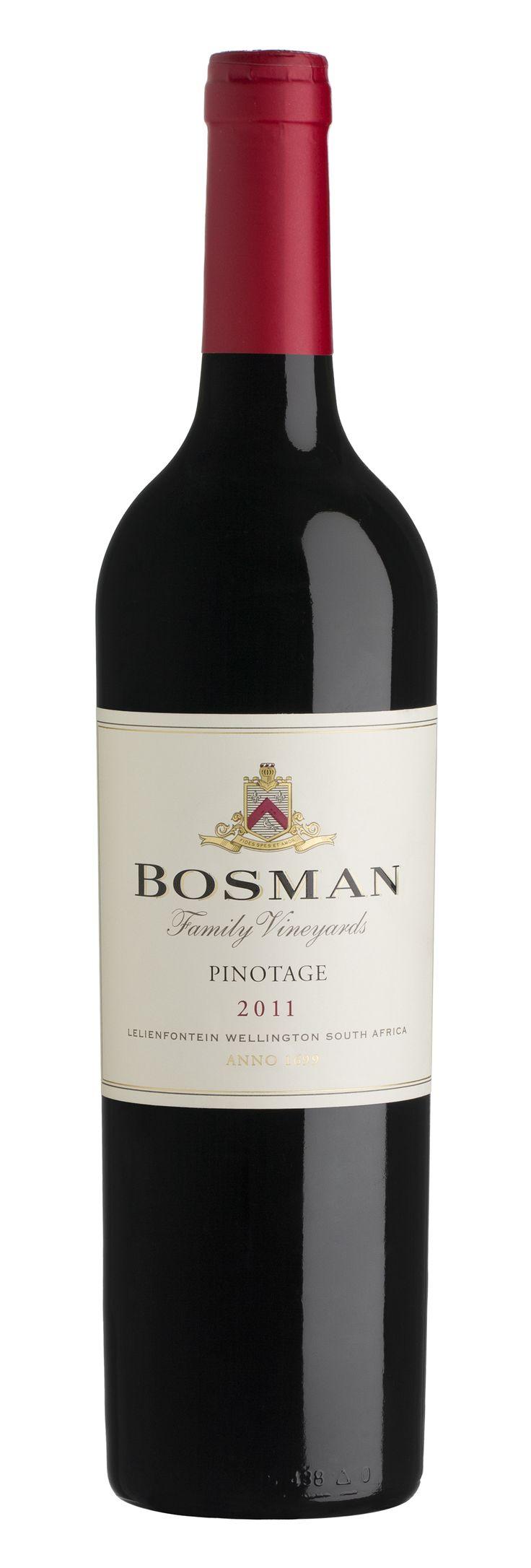 Bosman Pinotage 2011