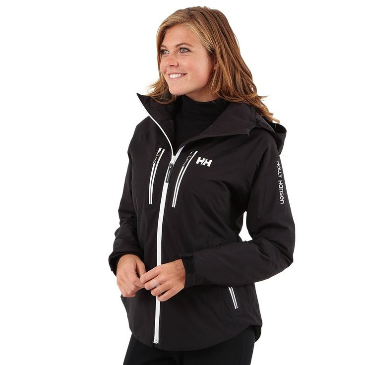 Helly Hansen Motion Stretch Insulated Ski Jacket (Women's) | Peter Glenn