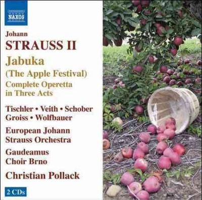 European Johann Strauss Orchestra - Strauss: Jabuka