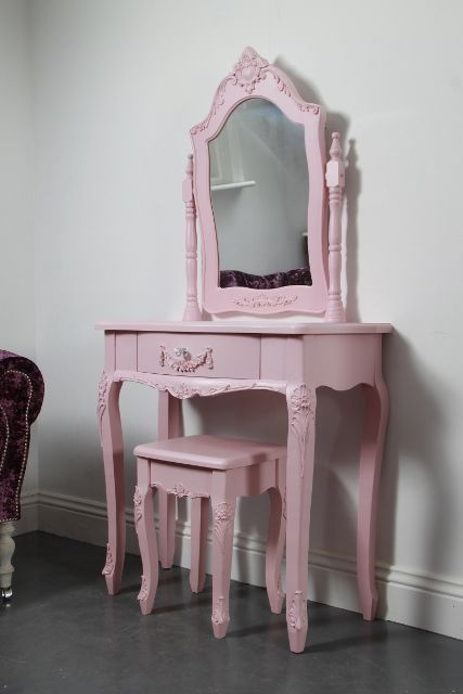 Best images about dressing tables on pinterest pink