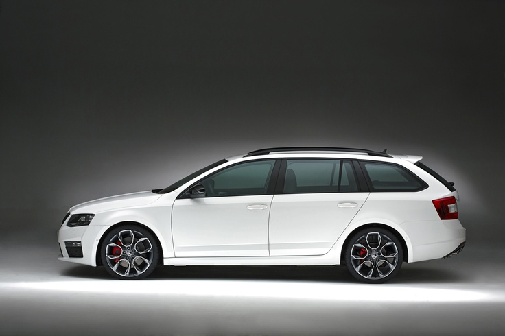 Skoda Octavia rs Berlina 2013