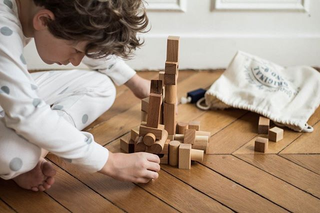 A lovely blog post about our #woodentoys is up on @sweetcabane blog ♡ Merci!  #woodenstory #woodenblocks #handcrafted #artisantoys #ecotoys #greentoys #naturaltoys #childhoodunplugged #sweetcabane #consciousliving