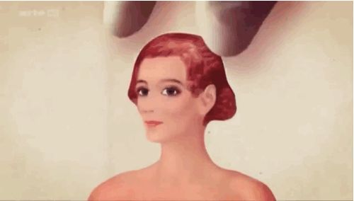 How about a whole new head of hair to go along with that collagen injection? | This Incredible Animation About Plastic Surgery Might Make You Think Differently About Modern Beauty Standards