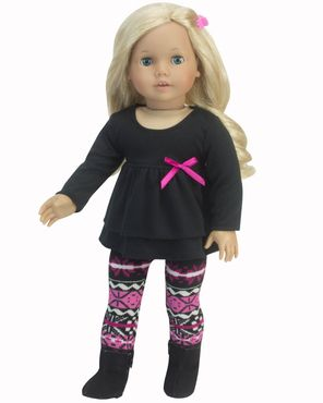 18 Inch Doll Clothing fits American Girl Dolls - Fall/Winter 18 Inch Doll Clothing & Coats - My Doll's Life