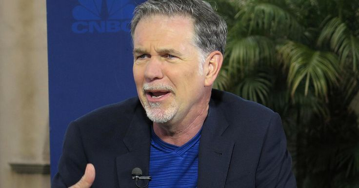 Netflix CEO Reed Hastings wants to conquer Europe
