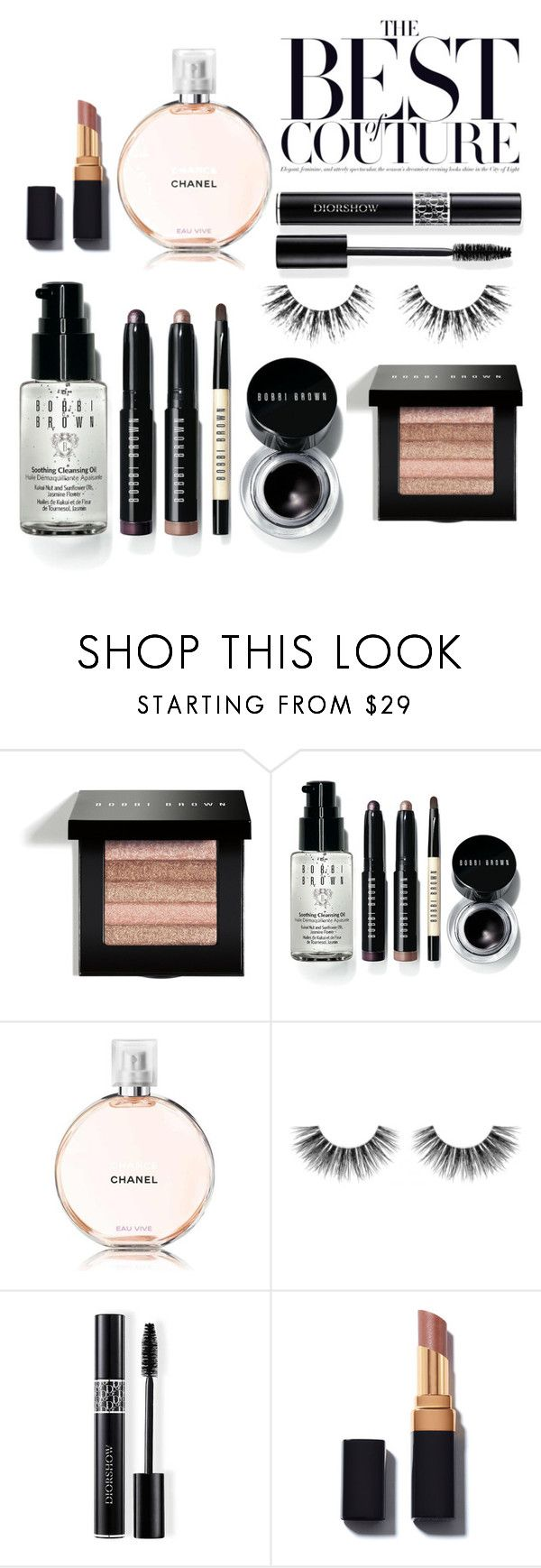 By rachelnero liked on polyvore featuring beauty bobbi
