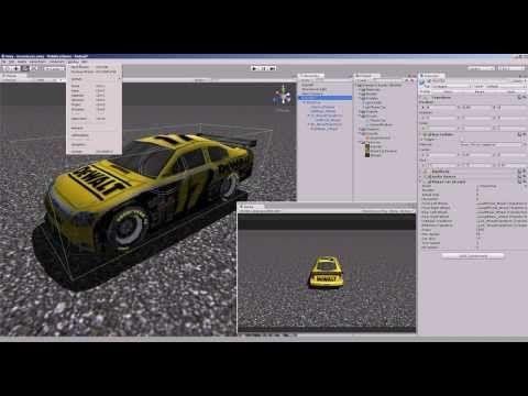 creating  mobile optimized vehicle  unity unity game engine youtube  ideas unity
