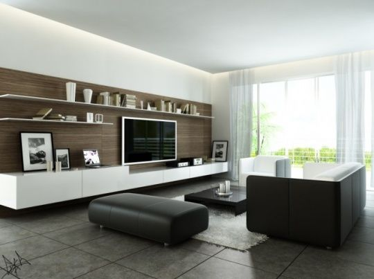 Living Room Decorating Ideas Modern Style 50 best tv wall units images on pinterest | tv walls, tv units and