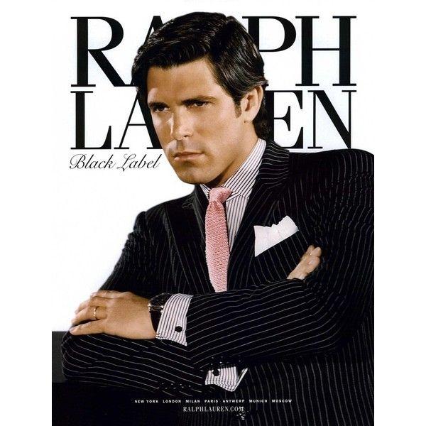 Ralph Lauren Black Label Ad Campaign Spring/Summer 2008 Shot #2