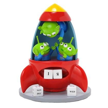 Toy Story Aliens Calendar