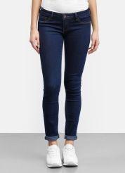 Облегающие джинсы skinny fit