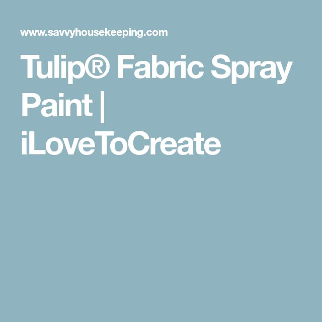 Tulip Fabric Spray Paint Ideas Part - 44: 42 Design Ideas For Spray Paint Shirts Patterns. Tulip Fabric ...