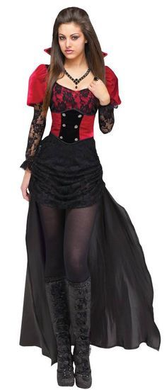 vampire costumes for women - Google Search