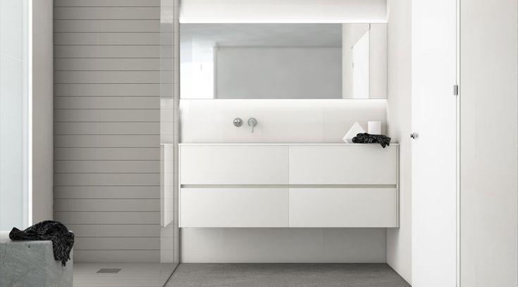 Los muebles de baño dica son diseñados y fabricados a medida