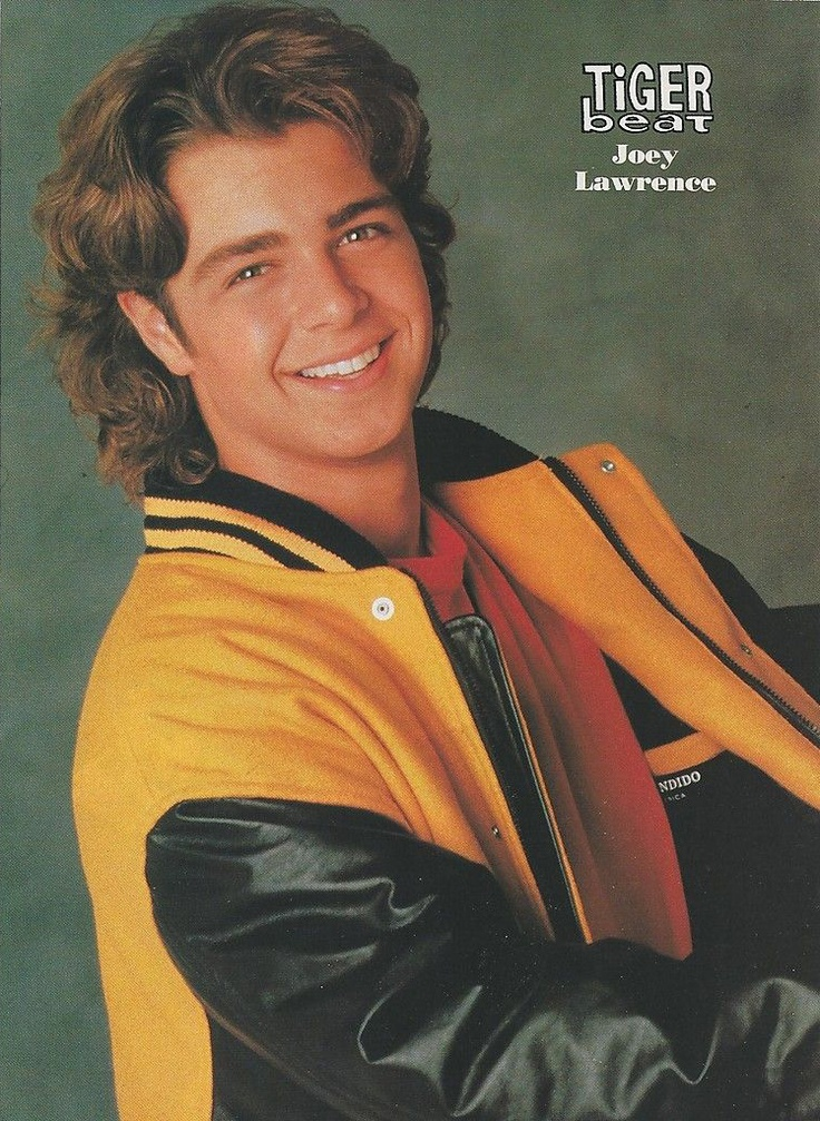Joey Lawrence in Blossom (1991-95, NBC). | do you remember ...