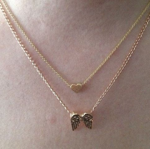 Love My Angel Set from P.S. I Love You More Boutique. shop at http://psiloveyoumore.storenvy.com