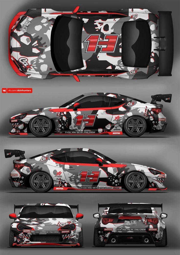 81 Best 2017 Race Car Wraps Images On Pinterest Car Wrap