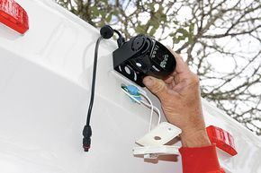 Voyager wireless backup camera system - Step by step installation instructions from trailer life, with pictures.
