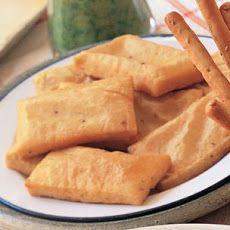 Chickpea Fritters (Panelle) Recipe | VEGAN and VEGETARIAN | Pinterest ...