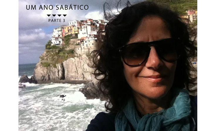 O Ano Sabático - Parte 3 da nossa colaboradora Kareen Terenzzo!
