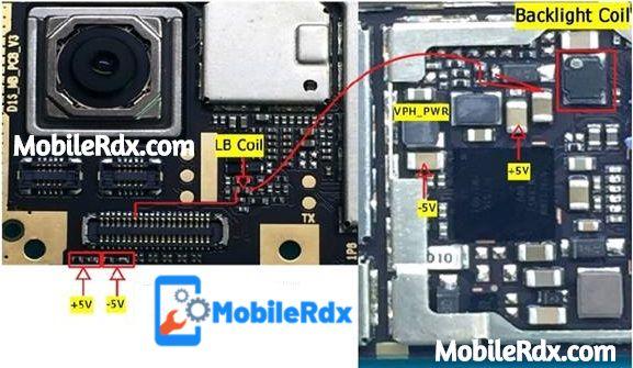 Xiaomi Redmi 6 Pro Display Light Ways Solution LCD Light