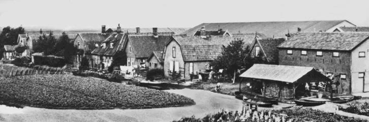 Waar het ooit begonnen is: het Rijk der Duizend Eilanden in Broek op Langedijk.