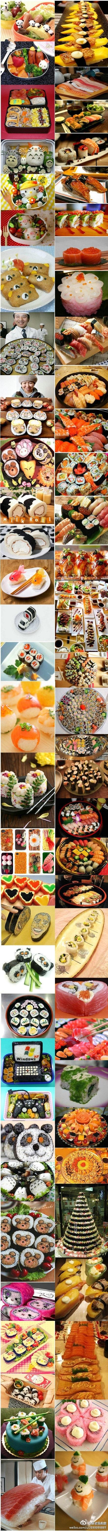 Cute sushi!!