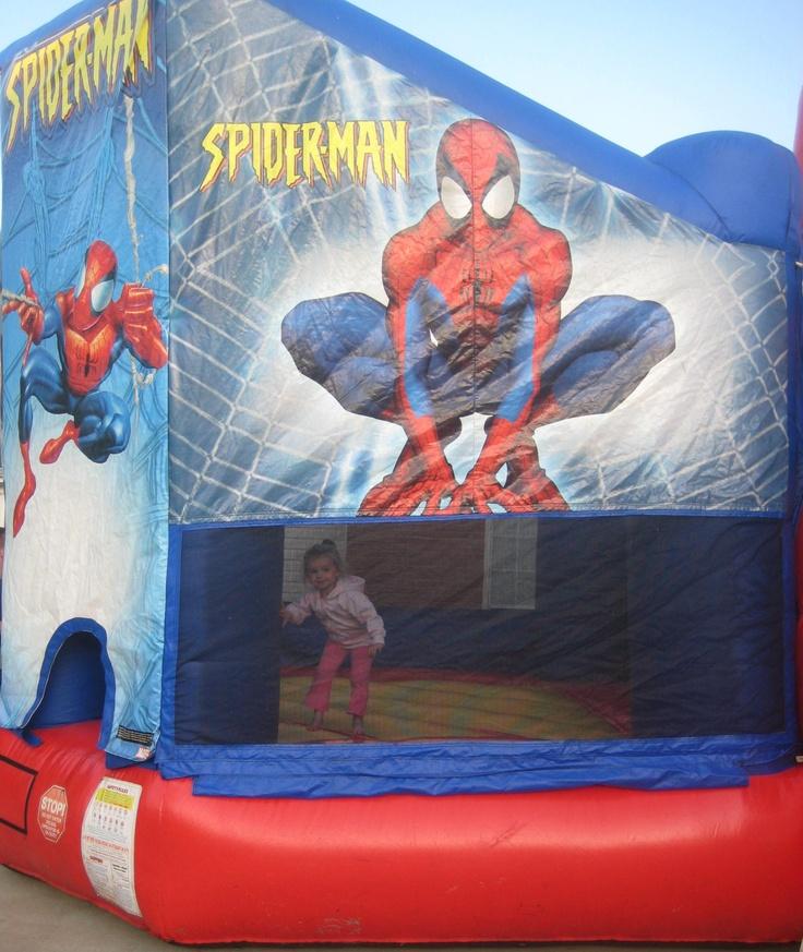 Inflatable Slide Rental Atlanta: 51 Best Images About Super Hero Party Ideas On Pinterest