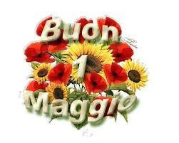 Buon 1 Maggio!