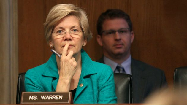 A GOP Senate's First Target: Elizabeth Warren's Consumer Protection Agency   For years, House Republicans have been trying to gut her greatest accomplishment.