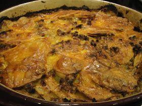Tummy Treats ...Cooking for Crohn's Disease: Scalloped Poatoes