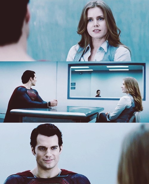 Man of Steel; Lois and Clark