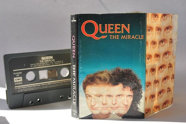 Queen -- The Miracle