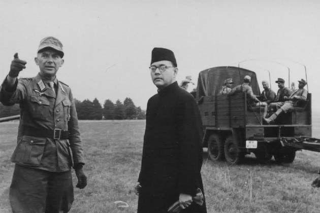Rare photos of 'Netaji' Subhas Chandra Bose