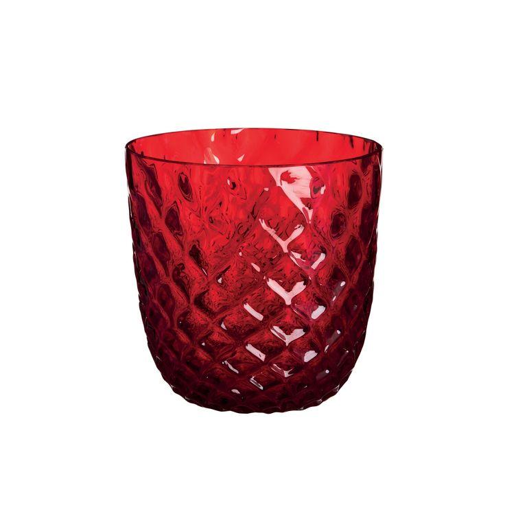 """Wasserglas """"Polaris"""" - Modell 202.086.300 - Größe Small - Carlo Moretti"""
