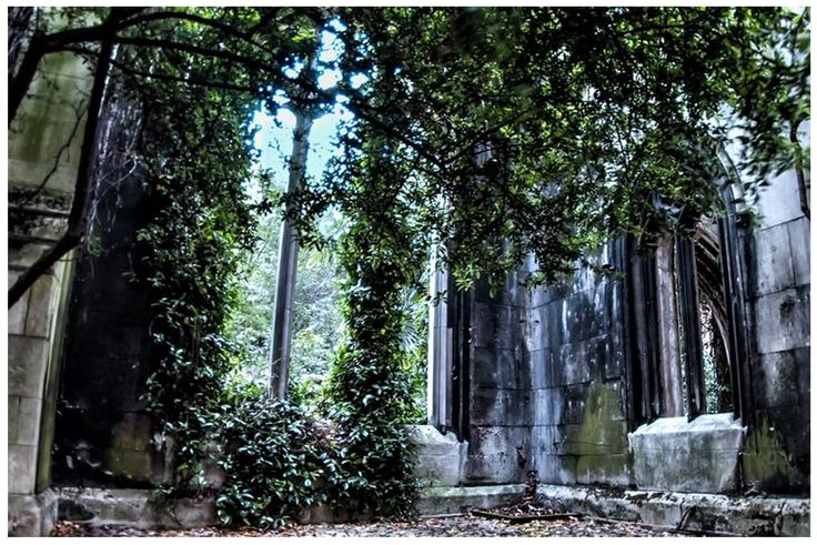 Bombed Out St Dunstan 2016