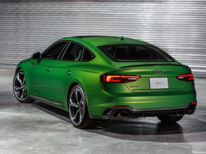 Audi Rs5 Sportback 2019 Une Berline A Cinq Portes De 444 Chevaux