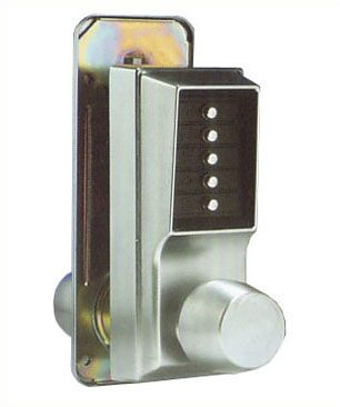 Unican Digital Lock Knob Version Satin Chrome - access control - digital locks - UNICAN Digital Lock Knob version Satin Chrome - Timber, Tool and Hardware Merchants established in 1933