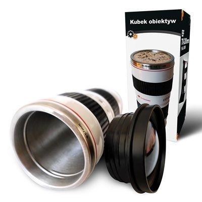 Kubak obiektyw XL - replika obiektywu Canon 70-200mm f/4.0 L / Lens mug
