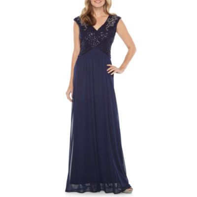 FREE SHIPPING AVAILABLE! Buy Melrose Sleeveless Evening Gown at JCPenney.com today and enjoy great savings.