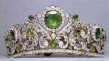 Empress Eugenie tiara (France)