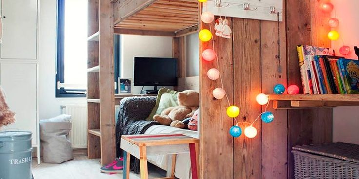 Hermosas series de luces que enchularán a más no poder tu habitación