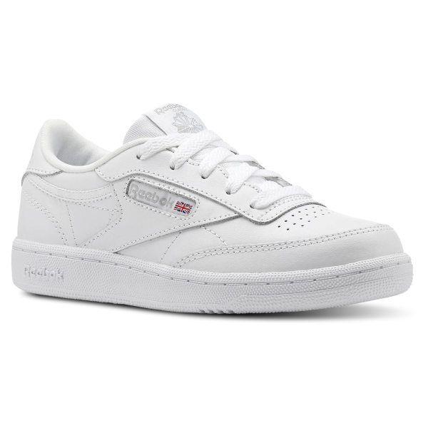 Reebok Club C Shoes - Preschool - White
